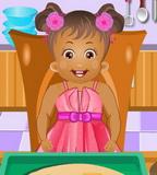 Baby Daisy Learning Shapes